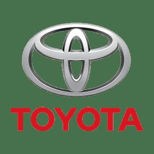Коврики из экокожи в автомобиль Toyota, портфолио работ