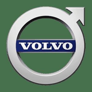 Коврики из экокожи в автомобиль Volvo, портфолио работ