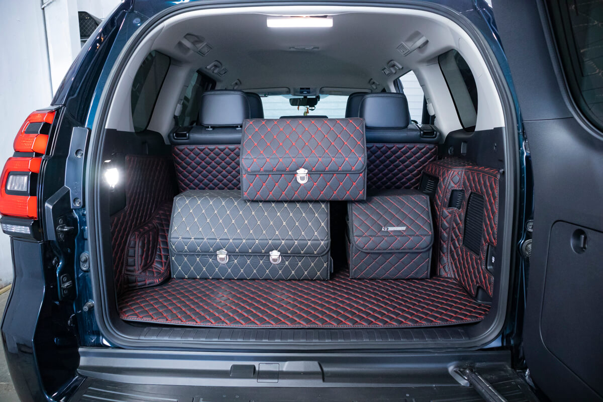 Автоаксессуары - кофры в багажник