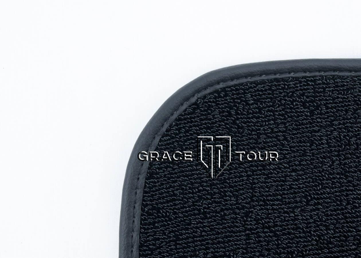 Дополнительный ворс ПВХ мини чёрный для автомобильных ковриков