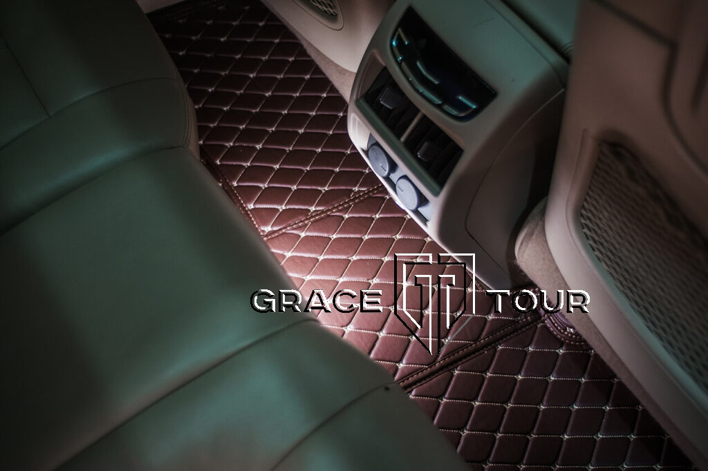 Коврики Премиум в салон Cadillac SRX