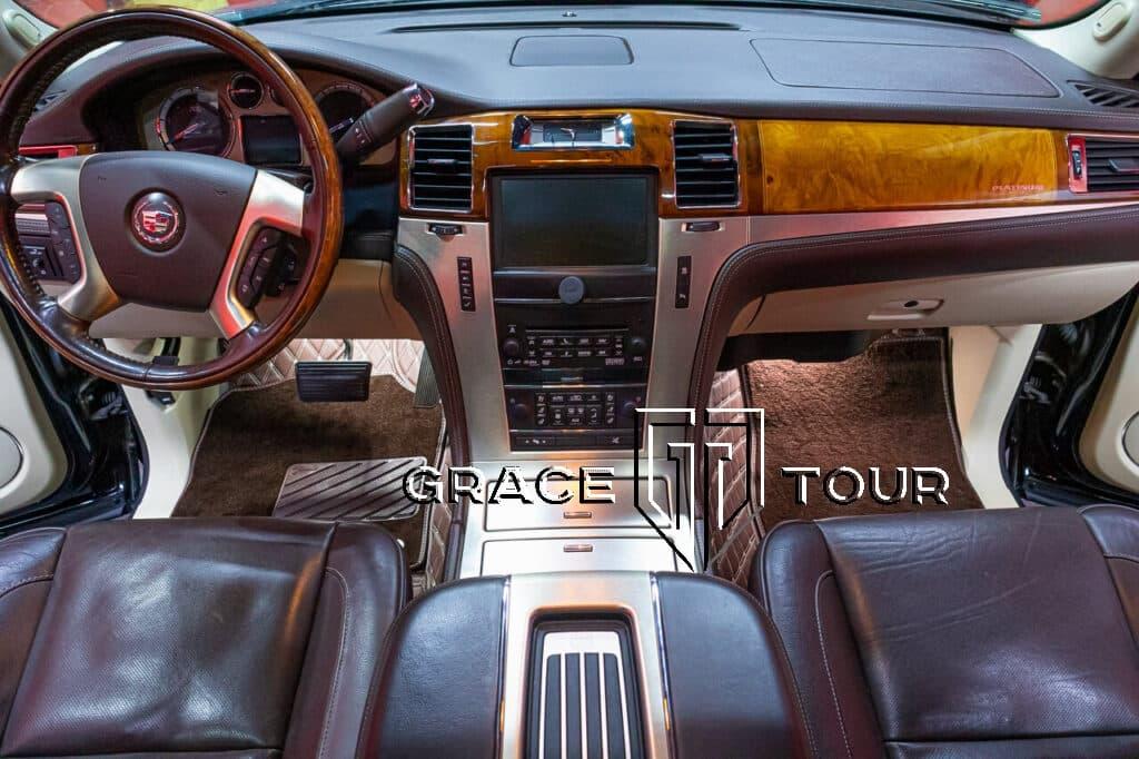 Коврики Престиж в салон Cadillac Escalade