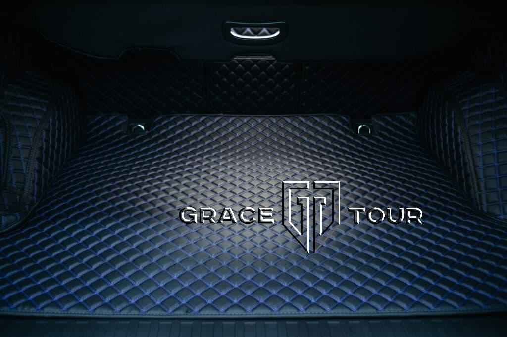 Коврики Престиж в багажник Lexus GX 460