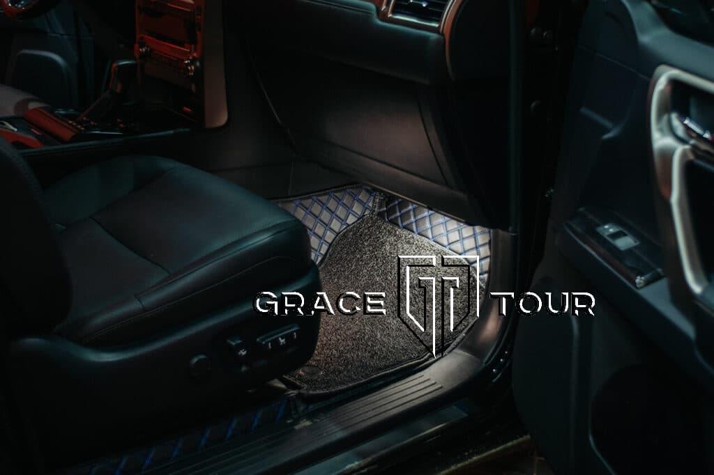 Коврики Престиж в салон Lexus GX 460