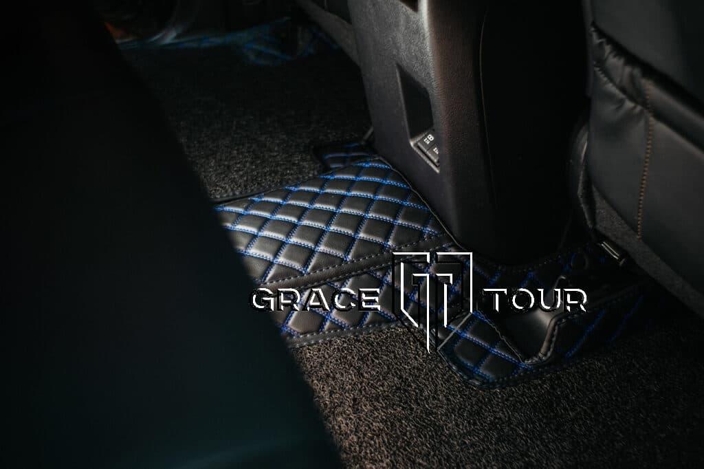 Коврики 3D из экокожи Престиж в салон Lexus GX 460