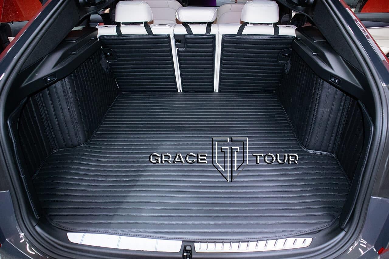 Коврики 3D в багажник материал GT