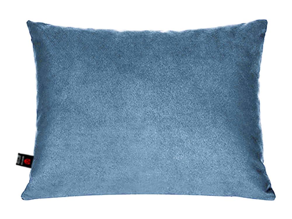 Голубая поясничная подушка в салон авто