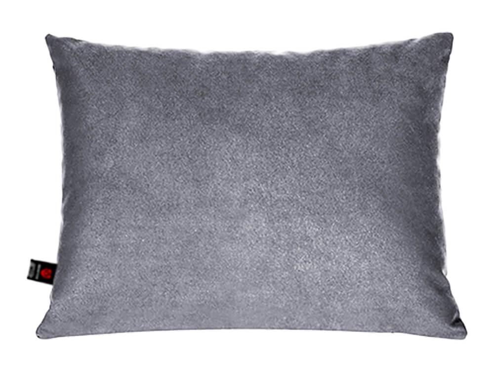 Серая поясничная подушка в салон авто